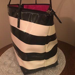 kate spade Bags - Kate Spade Penn Valley Striped Sophie Tote